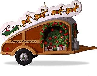 Hallmark Keepsake Christmas Ornament 2018 Year Dated, Happy Campers