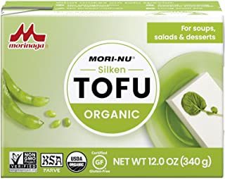 Mori-Nu Silken Organic Tofu 12oz x12 Pack