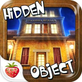 Hidden Object Game - Sherlock Holmes: Valley of Fear 3
