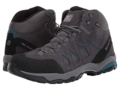 Scarpa Moraine Mid GTX (Grey/Lake Blue) Men