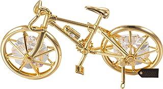 Matashi 24K Gold Plated Bicycle Ornament