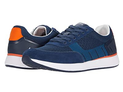 SWIMS Breeze Wave Athletic (Navy/White/Orange) Men