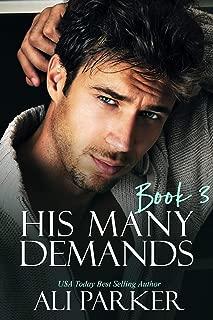 His Many Demands Book 3 (Billionaire Alpha)