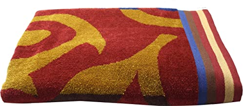 Sassoon Rosabell Cotton Jacquard Hand Towel (Multicolour, Standard Size)