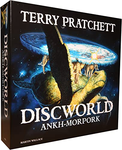 [UK-Import]Discworld Ankh Morpork