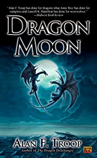 Dragon Moon (Dragon de la Sangre Book 2)