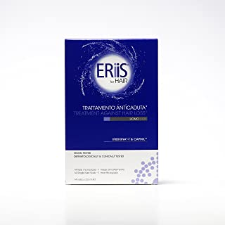 Eriis For Hair Anti-Hair Loss Treatment for Men - 14 ampoules x 2.5 ml