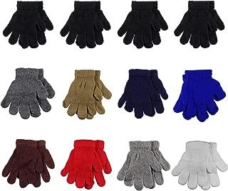 Toddler/Children Winter Knitted Magic Gloves Wholesale...