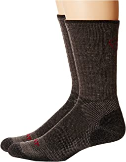 Merino Hiker 2-Pack Socks