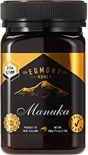 Egmont UMF 20+ Manuka Honey, 500g