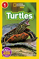 National Geographic Readers: Turtles Kindle Edition