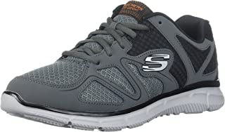 Skechers Satisfaction Flash Point Mens 58350BBK