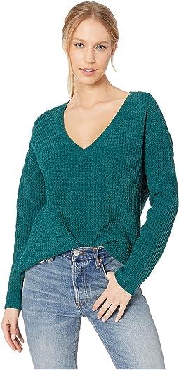 Cool Runnings V-Neck Sweater