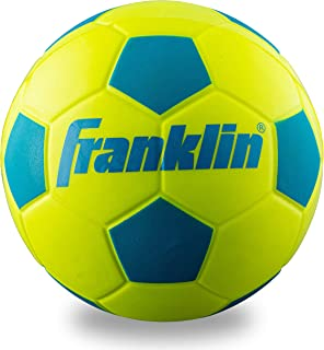 Franklin Sports Foam Soccer Ball - Perfect for Practice...