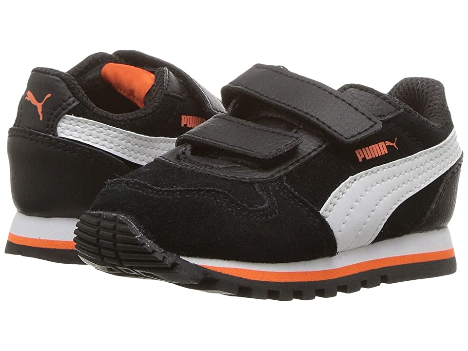 35.00 More Details · Puma Kids ST Runner SD (Toddler) (Puma Black Puma  White) Boys bdcdbf24e