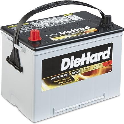 DieHard 1B077741997 Group Advanced Gold AGM Battery GP 34