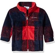Columbia Baby Boys' Zing III Fleece Jacket