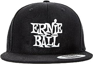 Ernie Ball 4154EB Black Logo Cap
