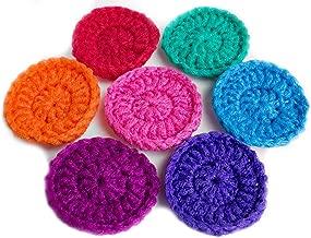 crochet scrub pads