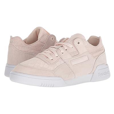 Reebok Lifestyle Workout Lo Plus Cold Pastel (Pale Pink/White) Women