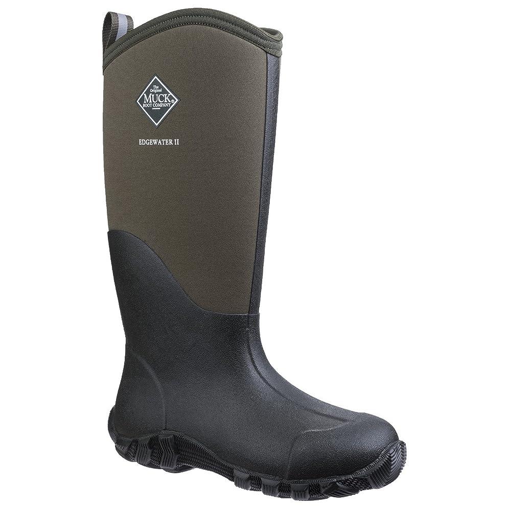 エピソード偽造ストロー[Muck Boots] (マックブーツ) ユニセックス エッジウォーター II マルチパーパスブーツ 長靴 レインブーツ 男女兼用