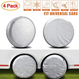 Explore tire covers for trailers