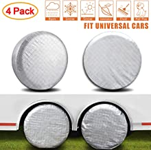 Best small trailer tire covers Reviews
