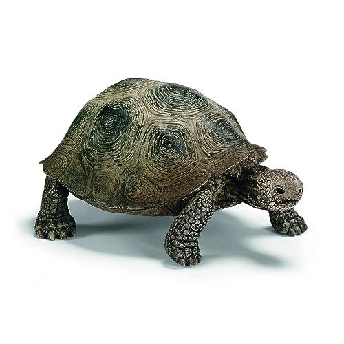 SCHLEICH 191437 14601-Wild Life Giant Tortoise