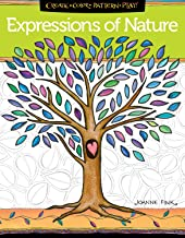 Zenspirations Coloring Book of Nature: Create, Color, Pattern, Play!
