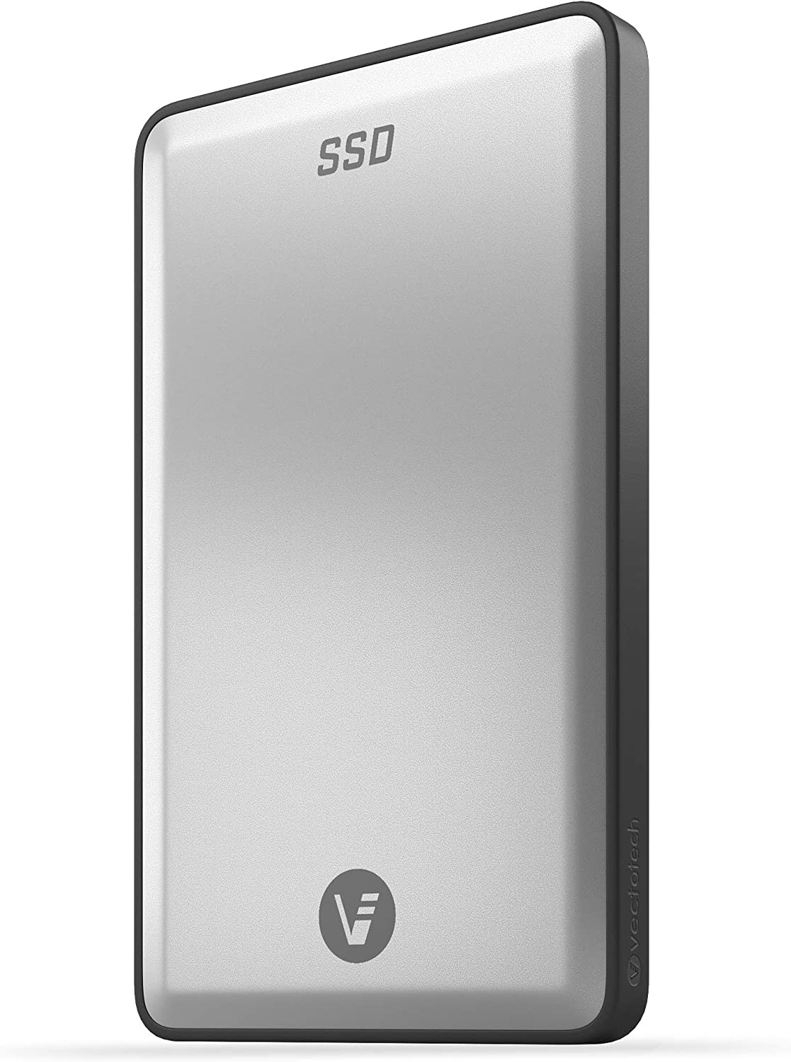 VectoTech Rapid 4TB External SSD Solid Easy-to-use USB-C Portable Driv State Superlatite