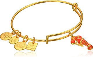 Alex and Ani Womens Charity by Design Lobster Bangle