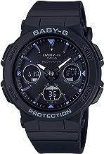 [カシオ] 腕時計 ベビージー BEACH TRAVELER 電波ソーラー BGA-2500-1AJF レディース ブラック
