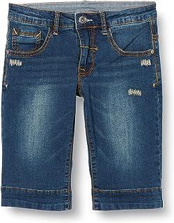 MEK Bermuda Denim Leggero Jeans para Niños