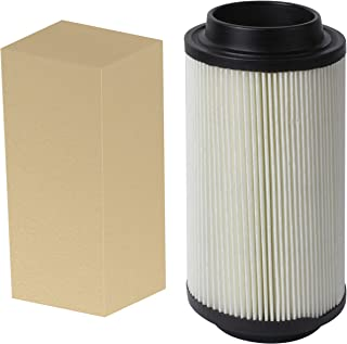 Podoy 7080595 Air filter for Compatible with Polaris Sportsman Scrambler Magnum 400 500 550 570 600 700 800 850 ATV Parts