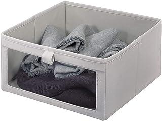 iDesign Evie Closet Organizer, Storage Drawer- Small