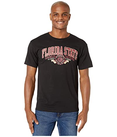 Champion College Florida State Seminoles Jersey Tee (Black) Men