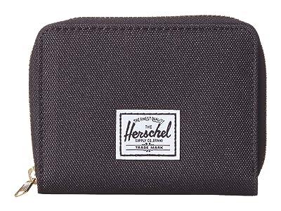 Herschel Supply Co. Tyler RFID (Black) Wallet Handbags