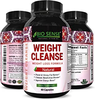 New Pure Garcinia Cambogia, Green Coffee Bean and Raspberry Ketones Complex with Green Tea and Keto Fat Burner Diet Pills ...