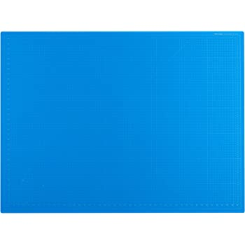 """Dahle Vantage 10694 Self-Healing Cutting Mat, 36""""x48"""", 1/2"""" Grid, 5 Layers for Max Healing, Perfect for Crafts & Sewing, Blue"""