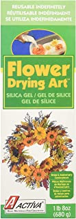 ACTIVA Silica Gel for Flower Drying 1.5 Pound