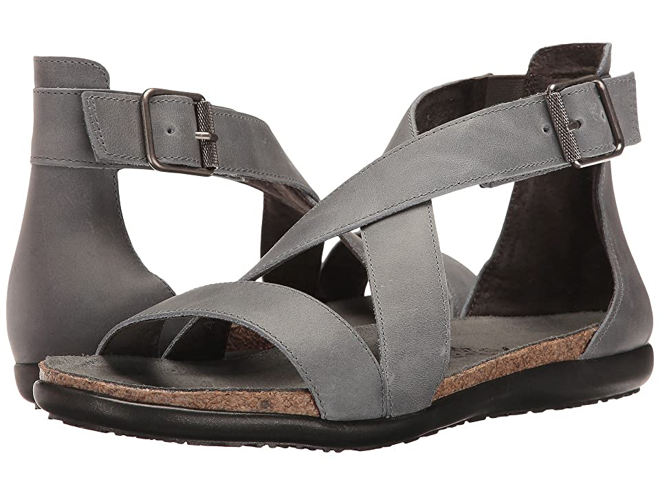 Naot Rianna (Vintage Slate Leather) Women