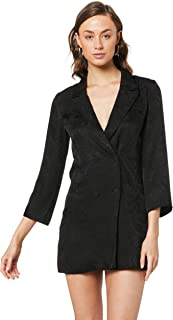 THIRD FORM Women's Paisley Soft Blazer Dress
