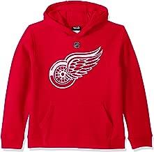 youth red wings sweatshirt