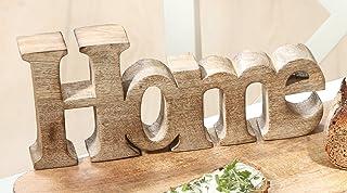 """Letras de madera""""Home"""" 25cm"""