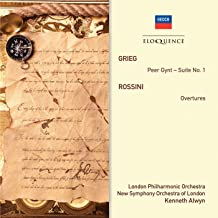 Grieg: Peer Gynt - Suite No. 1 • Rossini: Overtures