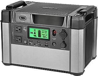 BESTEK ポータブル電源 大容量 180,000mAh 648Wh 1000W 純正弦波出力 100V 日本仕様 PSE認証済 ソーラー充電対応 家庭・アウトドア両用蓄電池 停電対策 防災グッズ