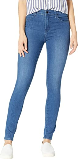 Maria High-Rise Skinny in Solar