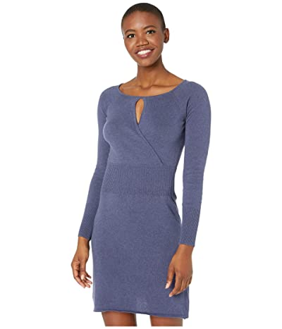 Prana Sonatina Dress (Midnight Dew Heather) Women