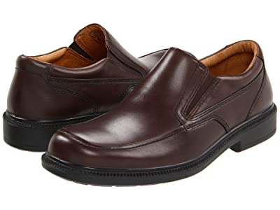 Hush Puppies Leverage (Brown Leather) Men