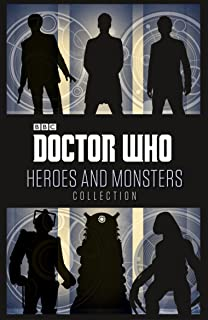 comprar comparacion Doctor Who: Heroes and Monsters Collection (English Edition)